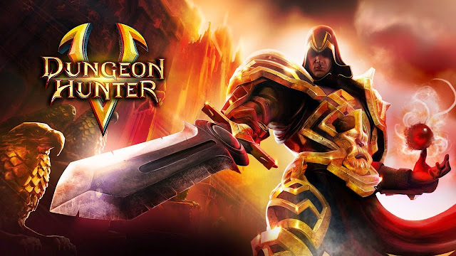 Dungeon Hunter 5 v1.0.2b APK MOD