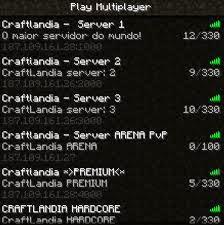 servidores minecraft gratis