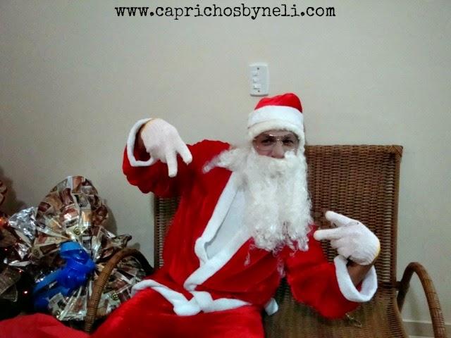 Natal, Papai Noel