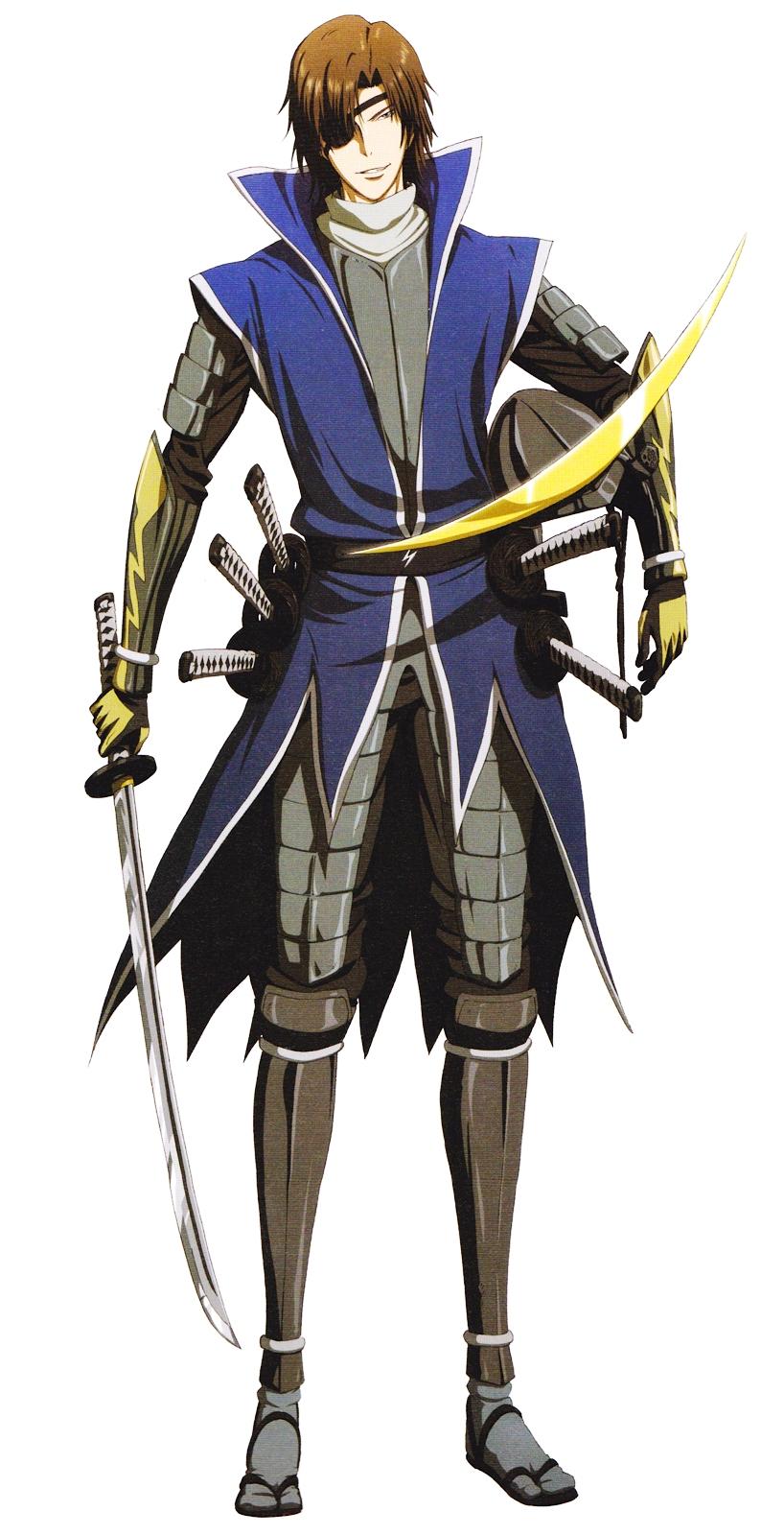 Ficha de Tokita Date Masamune%2Bdate