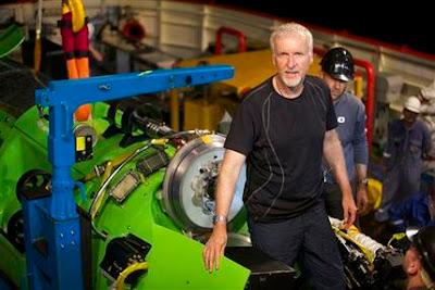 El cineasta James Cameron llegó al lugar donde solamente dos hombres han llegado jamás