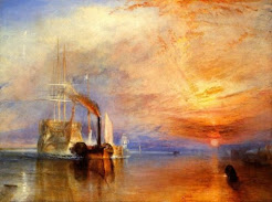 The Fighting Temeraire Tugged to Her Last Berth to be Broken Up""