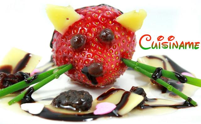 postres, postre con fresas, recetas originales, recetas caseras, strawberry, yummy recipes, fresas, humor