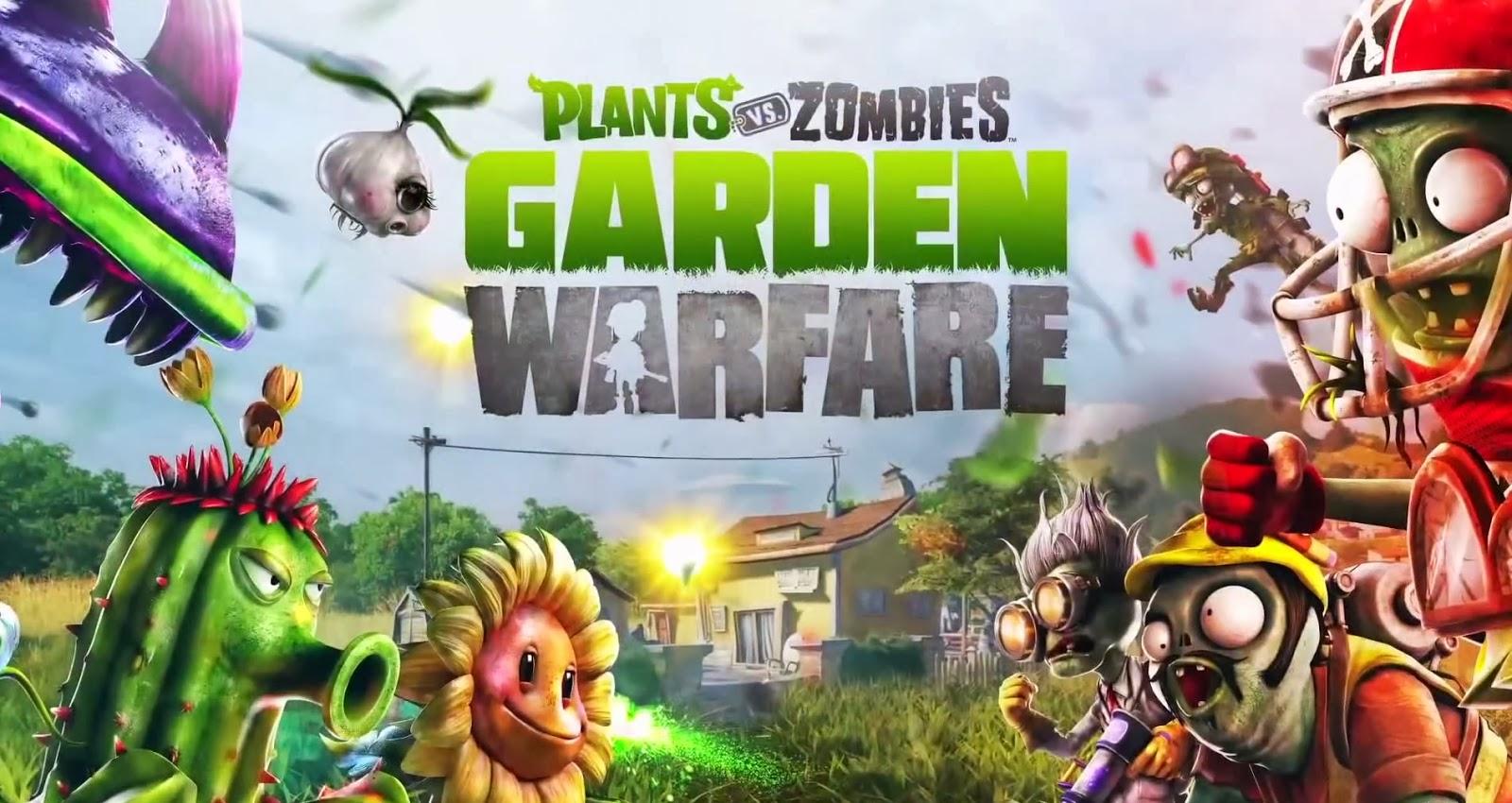 Dia Z Plants Vs Zombies Garden Warfare V Deo Com 10