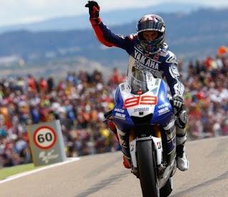 Jorge Lorenzo Berambisi Akhiri Puasa Kemenangan di Brno
