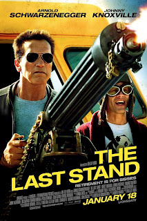 The Last Stand 2013 official poster