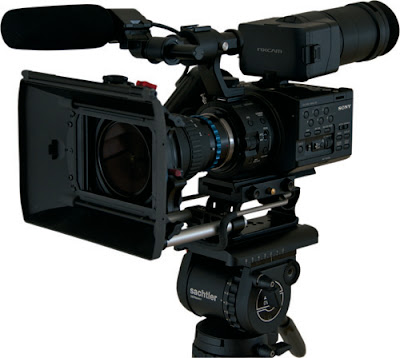 Click here for more information about the Sony NEX-FS100