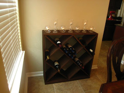 wine storage room design