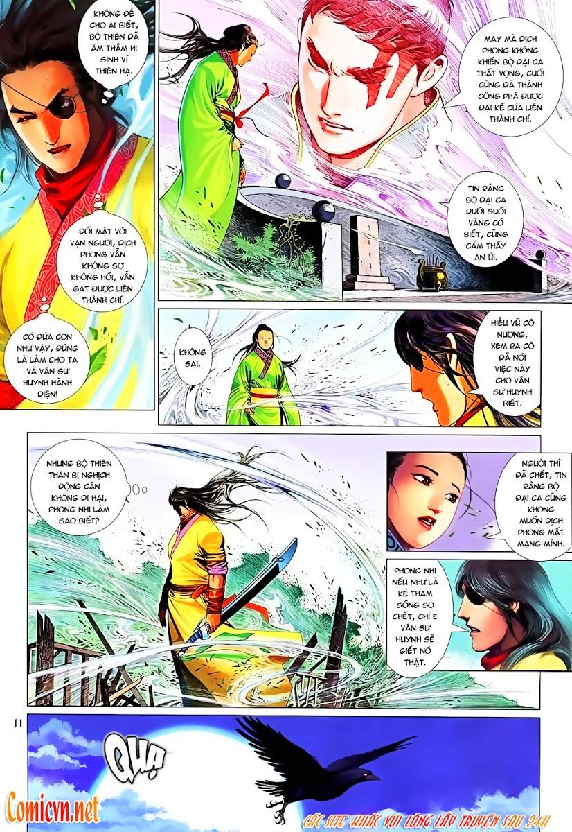 Phong Vân chap 645 Trang 11 - Mangak.info