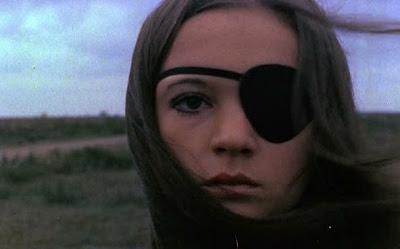 Christina Lindberg as Madeleine in Thriller