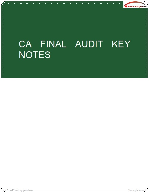 Forex notes for ca final