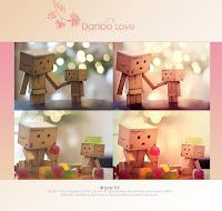 Boneka Danbo Lucu Lucu Dan Romantis
