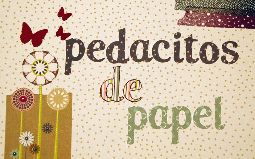 pedacitos de papel