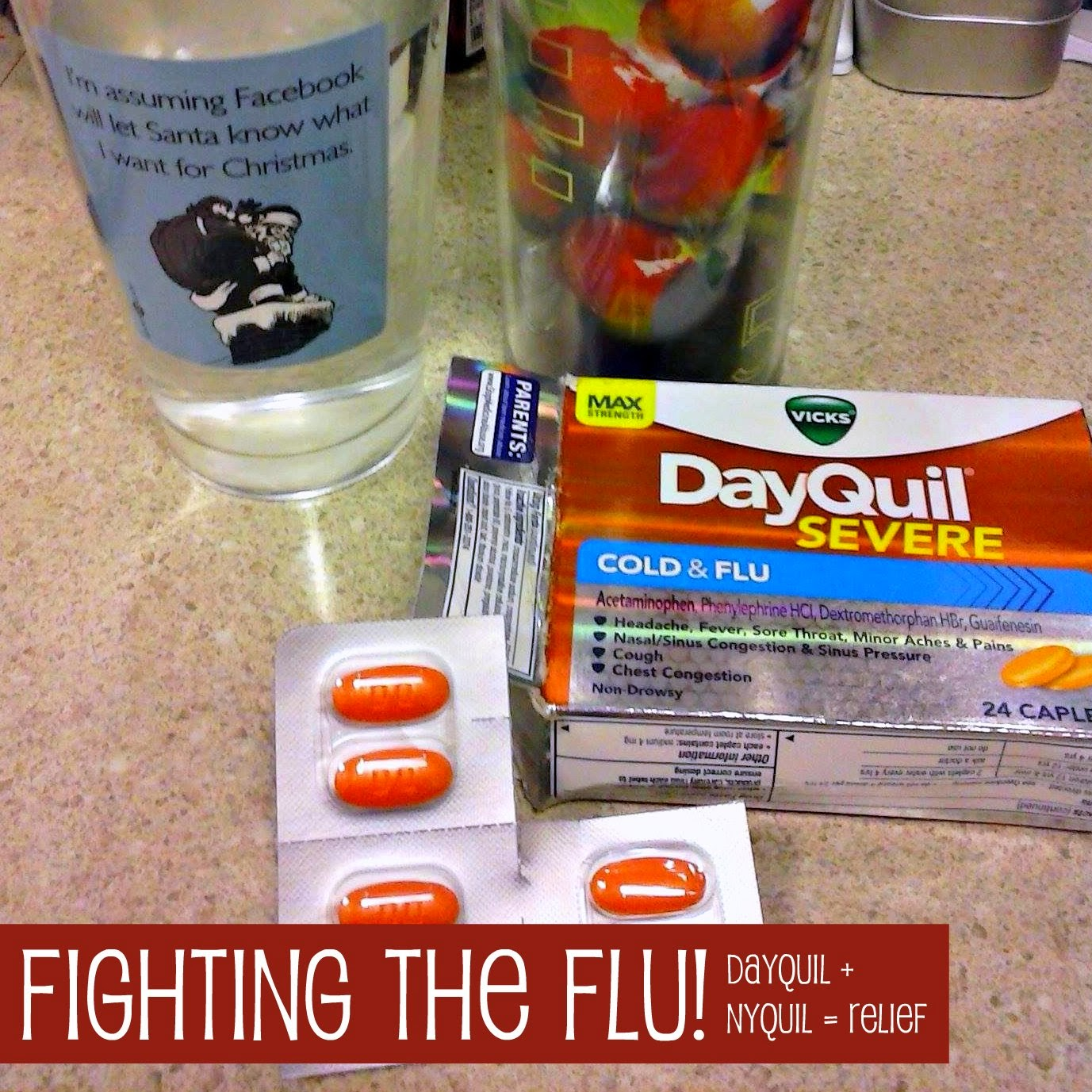 Flu Season is Upon Us and #ReliefIsHere from @Walmart