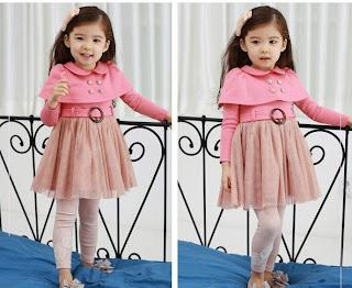 gambar foto anak kecil bergaya ala korea