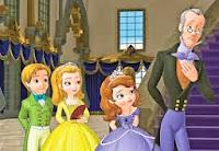 Prenses Sofia Giydirme Oyunu