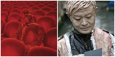 Liu Bolin , Si Manusia Bunglon dari Cina