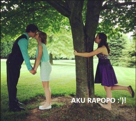 "Kumpulan Gambar Lucu ""Aku Rapopo"" Terbaru"
