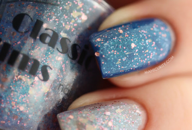 Manicurity | Classic Films Cosmetics - Lacquer Swatches & Review
