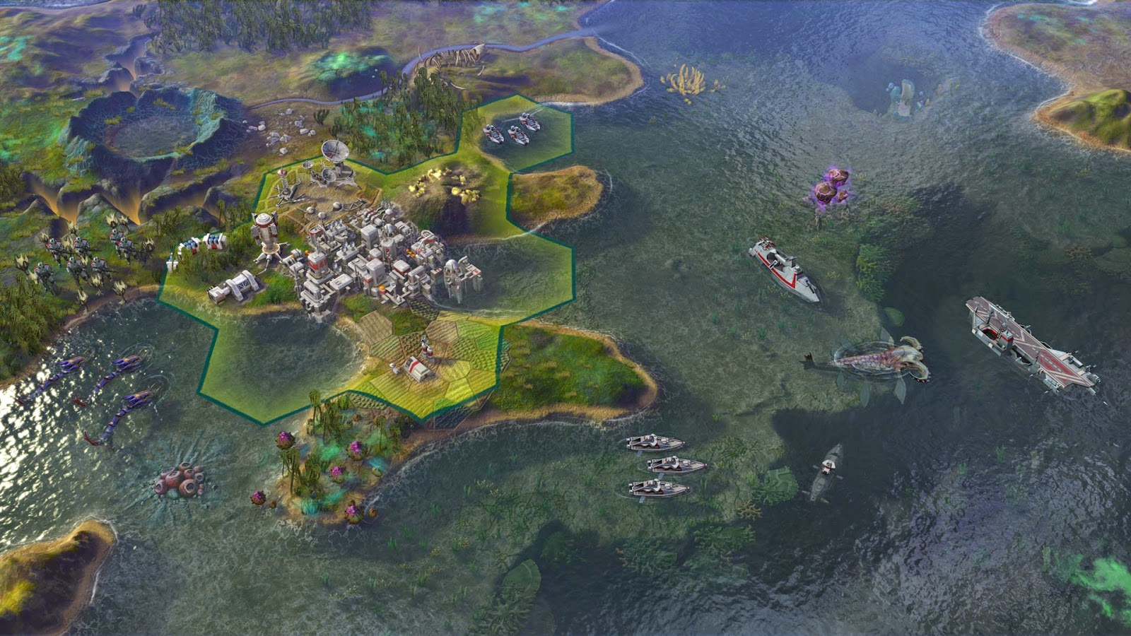 Civilization Beyond Earth Rising Tide full español para pc