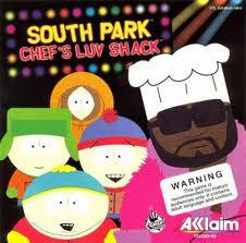 Torrent Super Compactado South Park Chefs Luv Shack PS1