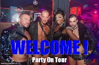 WELCOME ! Party On Tour.
