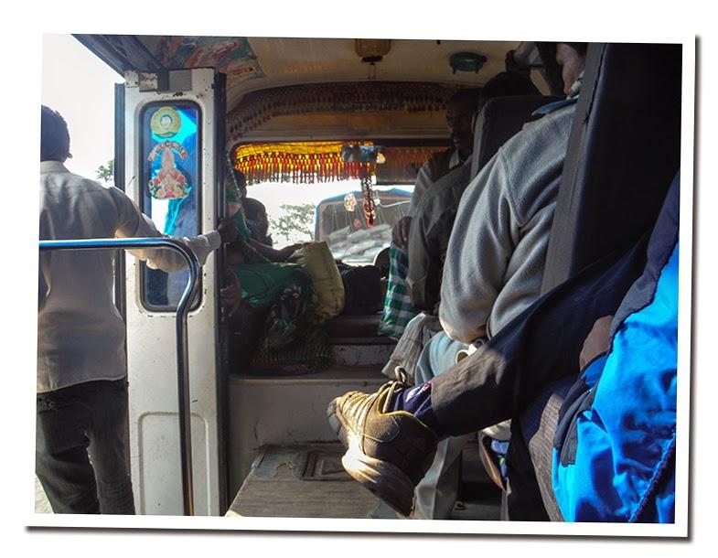 Mini Bus Nepal
