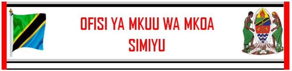Blog rasmi ya Mkoa wa Simiyu