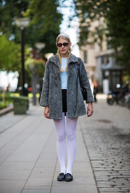 white socks streetstyle