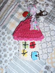 Huis als sleutel hanger