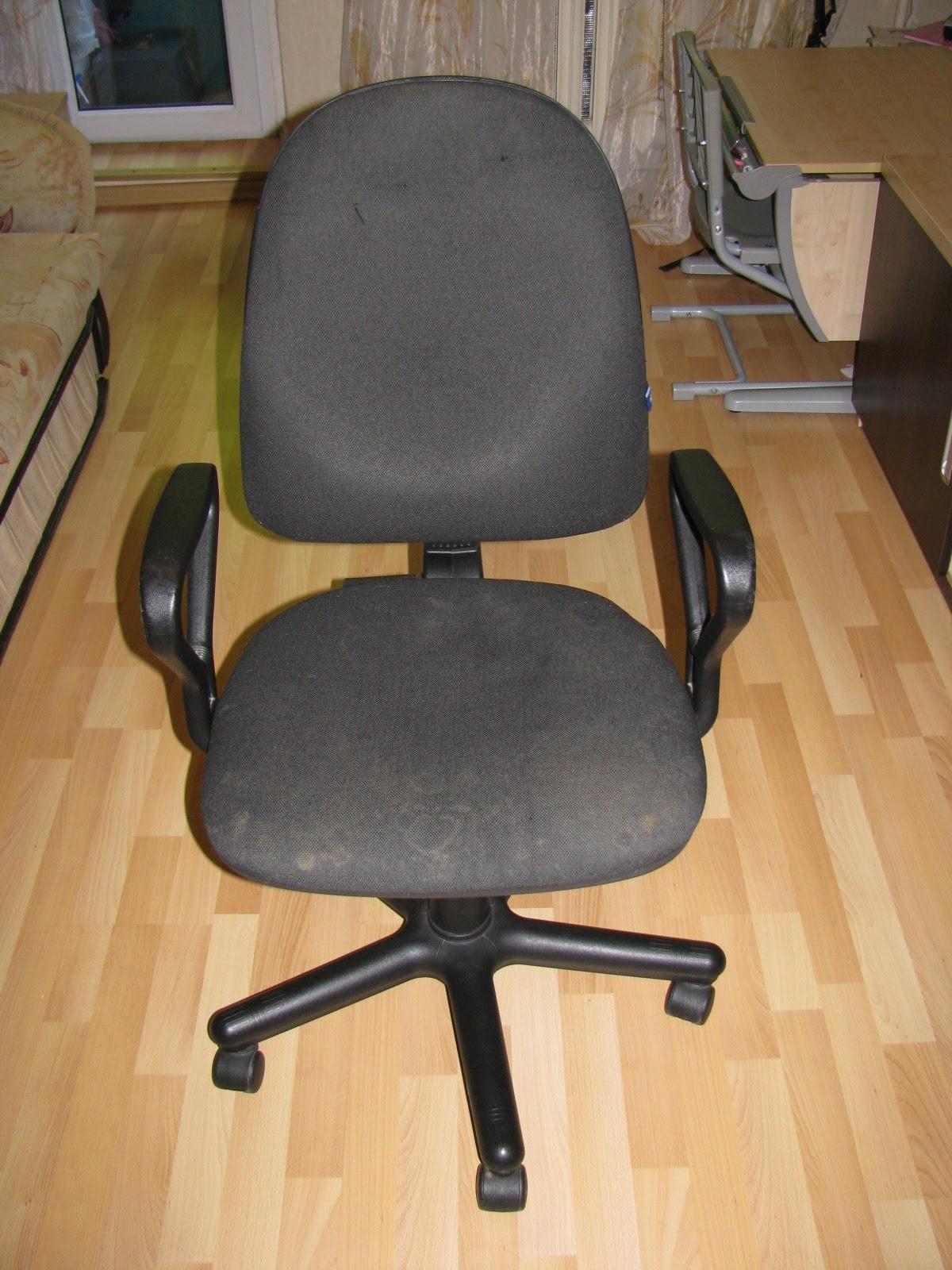 Как перетянуть компьютерное кресло своими руками 24