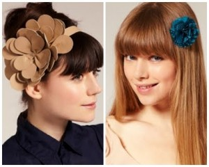 Get That Glamorous Look With Hair Accessories
