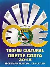 Troféu Odette Costa 2015 - contemplados