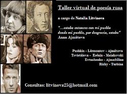 Taller virtual de poesía rusa