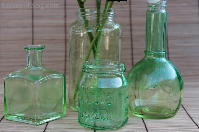 DIY tinted glass