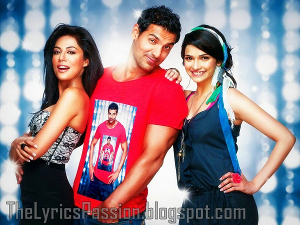 I Me Aur Main Movie - Hello Jaane Jahaan Video Song