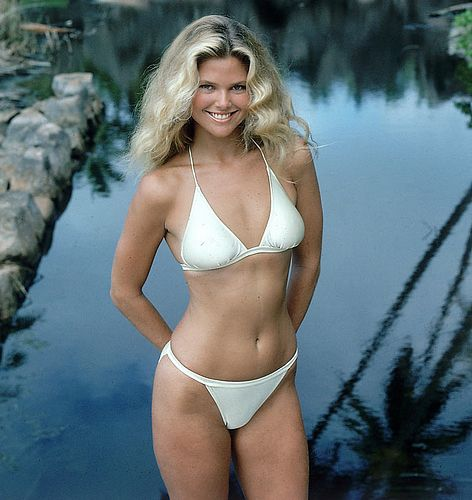 Christie Brinkley in Bikini
