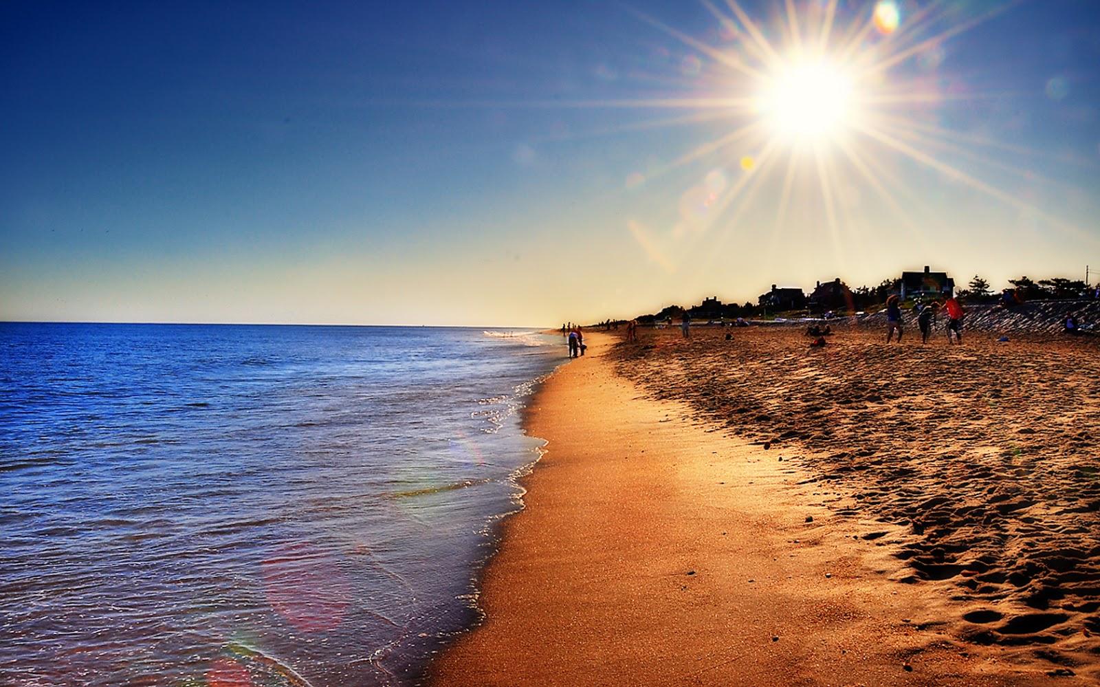 New York's The Hamptons Beach