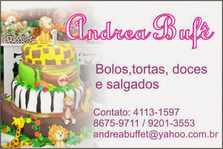 Andrea's Buffet - Decoração de Festas em São Cristovão. Salvador - Bahia