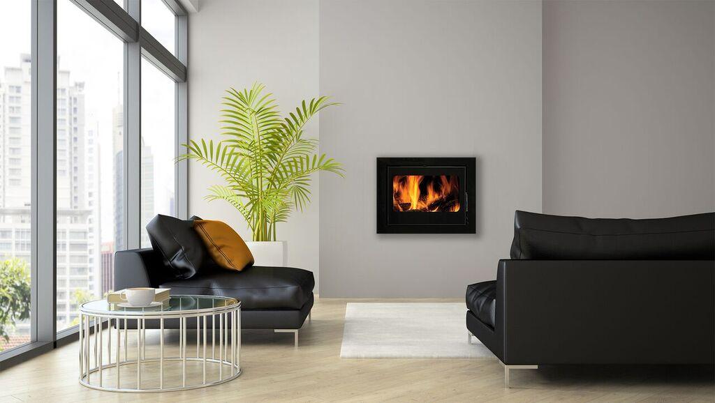 Insert à bois Vitae Heat Design CASHIN