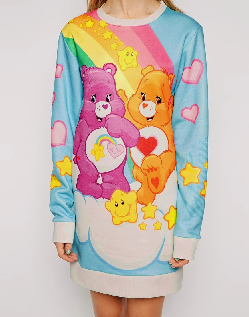 http://www.asos.com/Ichiban/Ichiban-Sweat-Dress-With-Rainbow-Hearts-Care-Bear-Print/Prod/pgeproduct.aspx?iid=4847375&cid=2623&sh=0&pge=1&pgesize=204&sort=-1&clr=Multi+-+white&totalstyles=387&gridsize=3