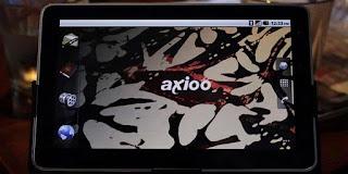 Axioo Picopad, Android Lokal Khas Indonesia
