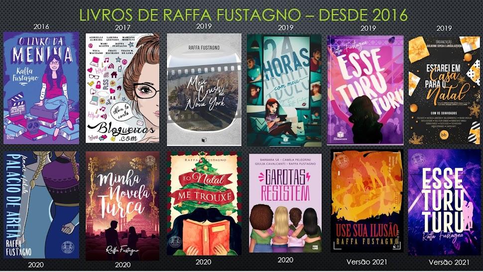 Conheça meus livros