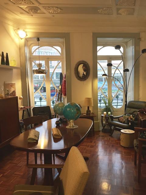 loja vintage, Aveiro, design nórdico, a Porta Verde, decoração vintage