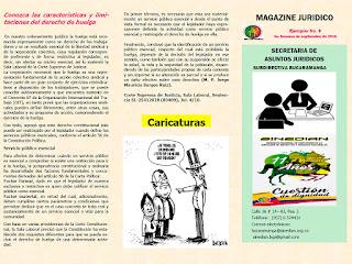 Magazine Jurídico Ejemplar No. 9 3a. Semana de septiembre de 2018