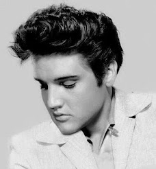 "Elvis Presley is our ""poster"" Birthday Boy for January 8th * Check out the gorgeous head of hair!"