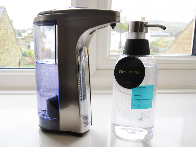 Xmas Gift Idea Simplehuman Sensor Pump Soap Dispenser Fragrance Free Liquid Hand Soap We