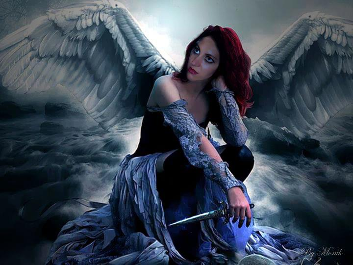 Dark gothic hd wallpapers free hd wallpapers - Free evil angel pictures ...