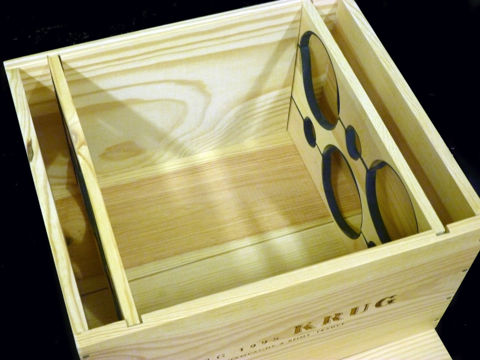 Wooden Wine Boxes & Wine Crates