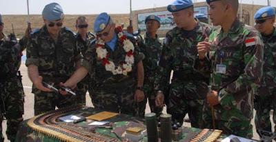 Kekuatan Peralatan Militer Indonesia di Pamerkan